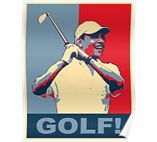 Golf! Hope Poster