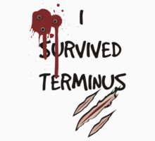 I survived terminus by icedtees