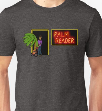 Palm Reader Unisex T-Shirt