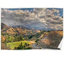 Awatere Valley, Marlborough Poster