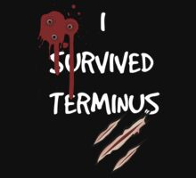 I survived terminus (Black version) by icedtees