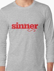 sinner Long Sleeve T-Shirt