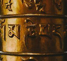 Golden prayer by strangerandfict