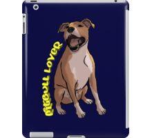 Pitbull Lover iPad Case/Skin