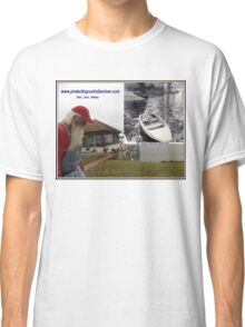 Protecting our Indian river then now always Classic T-Shirt