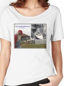 Protecting our Indian river then now always Women's Relaxed Fit T-Shirt