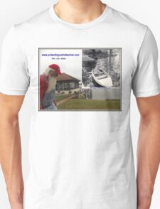 Protecting our Indian river then now always Unisex T-Shirt