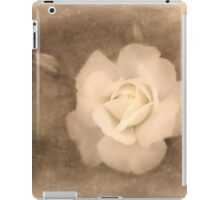 Just an old-fashioned love song iPad Case/Skin