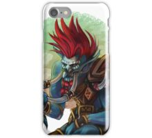 War chief iPhone Case/Skin
