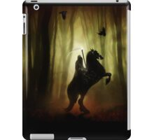 Headless Horseman iPad Case/Skin