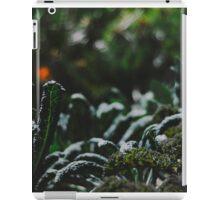 Dense, green forest iPad Case/Skin