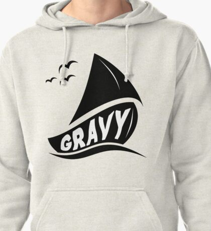 Gravy Boat Pullover Hoodie
