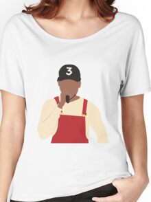 Chance the Rapper - SNL Performance Women's Relaxed Fit T-Shirt