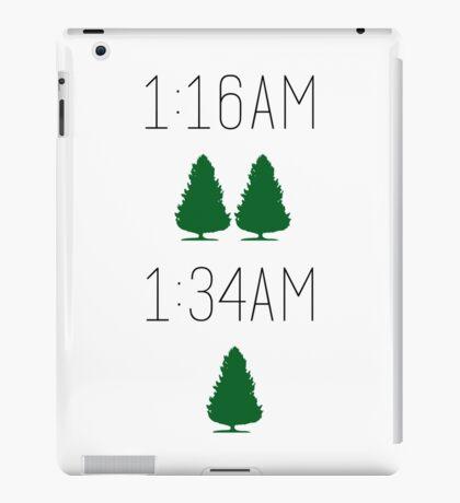 Twin Pines Mall/Lone Pine Mall iPad Case/Skin