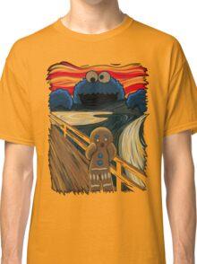 Cookie Monster Scream Classic T-Shirt
