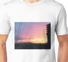 Sunrise. Unisex T-Shirt