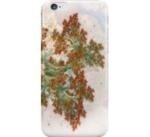October contemplation iPhone Case/Skin