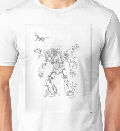 Soundwave - Rivet Joint Unisex T-Shirt