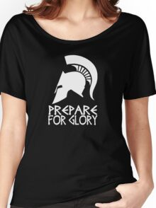 Sparta Prepare for Glory Women's Relaxed Fit T-Shirt