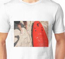 Sand snap. Unisex T-Shirt