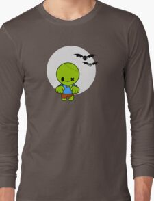 ZED - MY FIRST ZOMBIE Long Sleeve T-Shirt