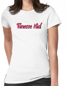 Young Kodak the Finesse Kid Womens Fitted T-Shirt