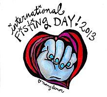 International Fisting Day 2013 by Nomy  Lamm