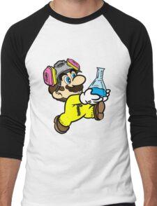 Breaking Bad Super Mario Men's Baseball ¾ T-Shirt