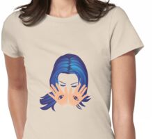 karou daughter of smoke and bone Womens Fitted T-Shirt