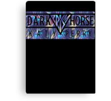 Prism Tour - Dark Horse Canvas Print