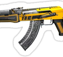 AK-47 Fuel Injector Sticker // CS:GO Sticker
