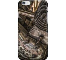 Royal enfield bike iPhone Case/Skin