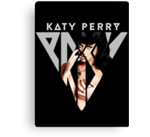 Katy Perry - Prism Canvas Print