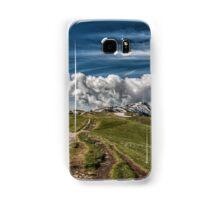 Monte Baldo Samsung Galaxy Case/Skin