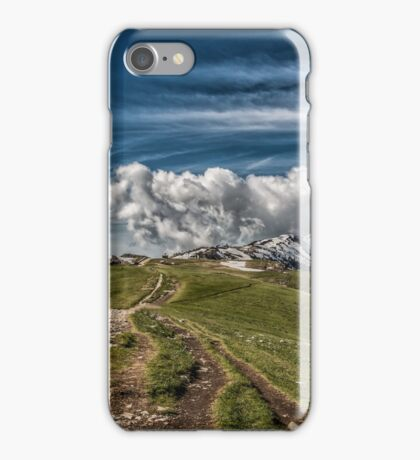 Monte Baldo iPhone Case/Skin