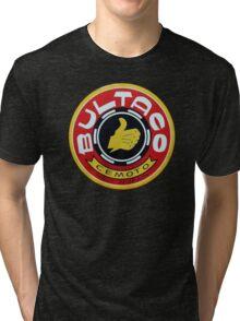 BULTACO THUMBS UP Tri-blend T-Shirt