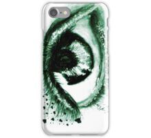 The Eye of Iris iPhone Case/Skin