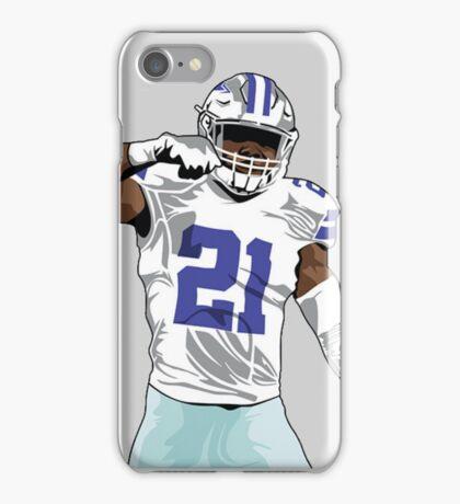 """""""EAT ZEKE"""" Ezekiel Elliot Case! iPhone Case/Skin"""