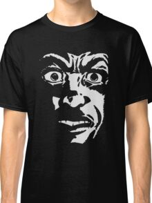 Scary Horror Face Classic T-Shirt