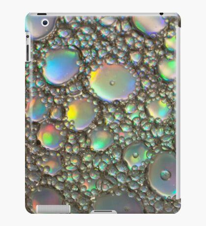 Rainbow Crystal Bubbles iPad Case/Skin