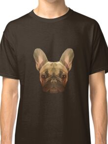 French bulldog. Classic T-Shirt