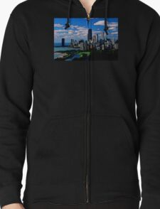 Chicago Oil Painting T-Shirt