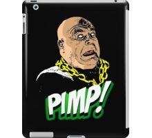 PIMP JOHNSON iPad Case/Skin