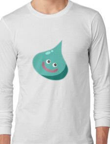 Happy Dragon Quest Slime Long Sleeve T-Shirt