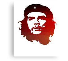 Ernesto Che Guevara Poly Design Classic Rebel Symbol  Canvas Print