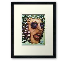 Mickdusa Framed Print