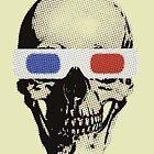 Skull 3D by taudalpoi