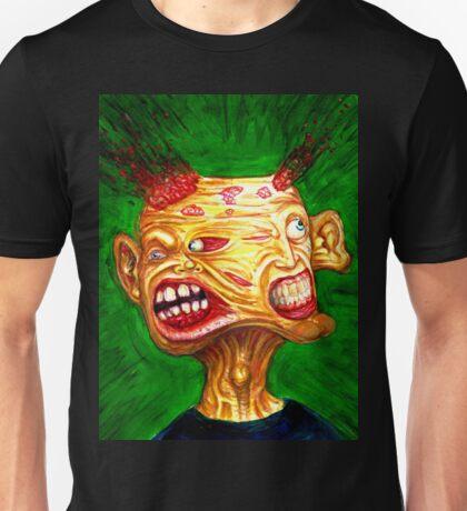 SPLIT COLOR Unisex T-Shirt
