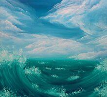 Quello che racconta il mare by Kitsune Arts