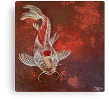 La buona sorte - The good luck Canvas Print